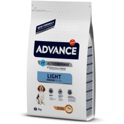 Advance Medium Adulto Light Pollo y Arroz