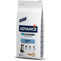 Advance Maxi Adulto Light Pollo y Arroz